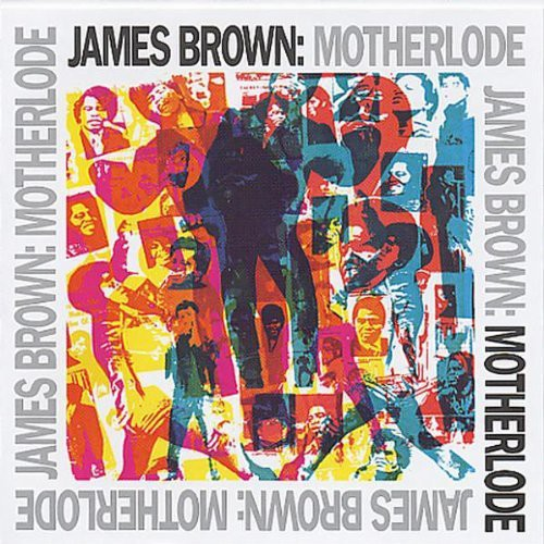 BROWN, JAMES - MOTHERLODE (CD) - CD New