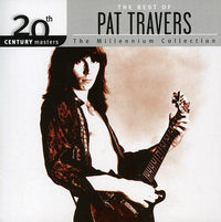 PAT TRAVERS - 20TH CENTURY MASTERS: MILLENNIUM COLLECT - CD New