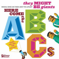 THEY MIGHT BE GIANTS - HERE COME THE ABC'S (CD)
