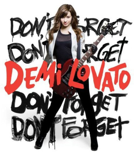 DEMI LOVATO - DON'T FORGET - CD New