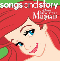 SONGS & STORY: LITTLE MERMAID - SONGS & STORY: LITTLE MERMAID - CD New