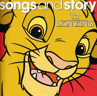 SONGS & STORY: THE LION KING - SONGS & STORY: THE LION KING - CD New