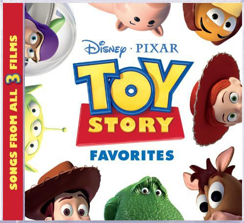 TOY STORY FAVORITES / O.S.T. - TOY STORY FAVORITES / O.S.T. - CD New