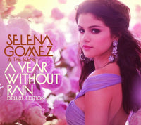 SELENA & SCENE GOMEZ - YEAR WITHOUT RAIN - CD New