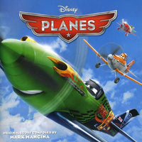 PLANES / O.S.T. - PLANES / O.S.T. - CD New
