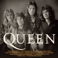 QUEEN - ICON (CD)