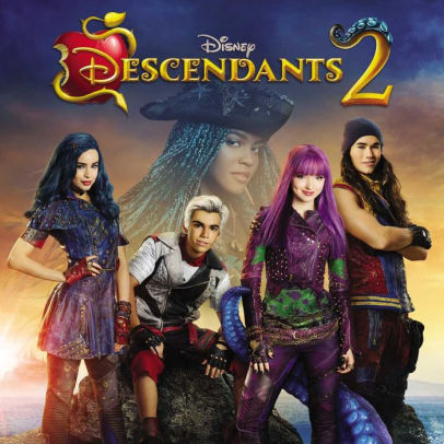 DESCENDANTS 2 / TV O.S.T. - DESCENDANTS 2 / TV O.S.T. (CD)