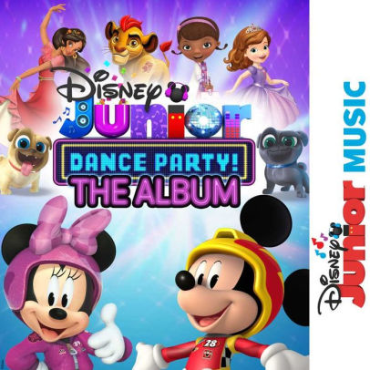 DISNEY JUNIOR MUSIC DANCE PARTY / VARIOU - DISNEY JUNIOR MUSIC DANCE PARTY / VARIOU - CD New