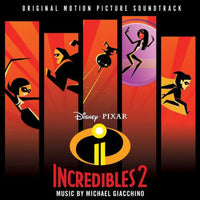 INCREDIBLES 2 / O.S.T. - INCREDIBLES 2 / O.S.T. (CD) - CD New