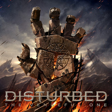 DISTURBED - VENGEFUL ONE - CD New Single