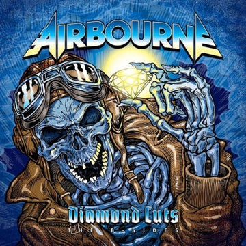 AIRBOURNE - DIAMOND CUTS - THE B-SIDES