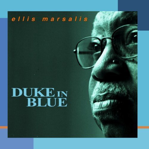 MARSALIS, ELLIS - DUKE IN BLUE (CD)