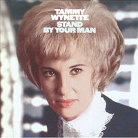 WYNETTE, TAMMY - STAND BY YOUR MAN (CD)