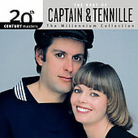 CAPTAIN & TENNILLE - 20TH CENTURY MASTERS: MILLENNIUM COLLECT - CD New