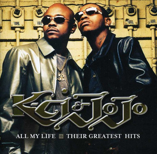 K-CI & JOJO - ALL MY LIFE: THEIR GREATEST HITS - CD New