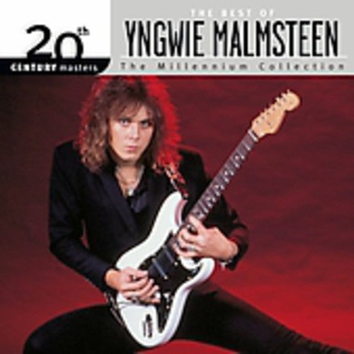 YNGWIE MALMSTEEN - 20TH CENTURY MASTERS: MILLENNIUM COLLECT - CD New
