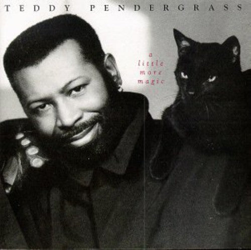 TEDDY PENDERGRASS - A LITTLE MORE MAGIC