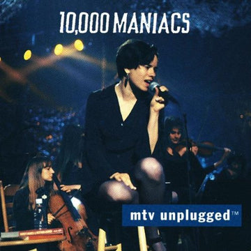 10 000 MANIACS - MTV UNPLUGGED (CD) - CD New