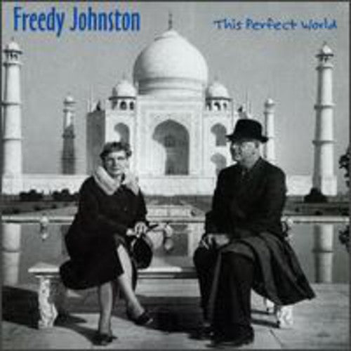 JOHNSTON, FREEDY - THIS PERFECT WORLD (CD)