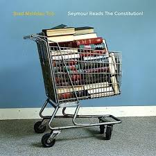 BRAD MEHLDAU - SEYMOUR READS THE CONSTITUTION - CD New