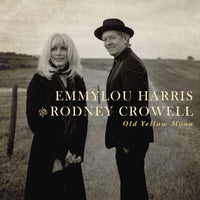 HARRIS, EMMYLOU & RODNEY CROWE - OLD YELLOW MOON (CD)