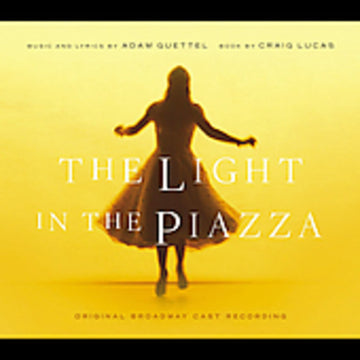 ADAM GUETTEL - LIGHT IN THE PIAZZA - CD New