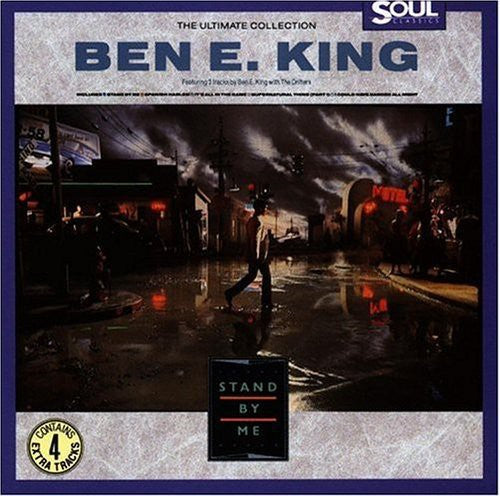 KING, BEN E. - ULTIMATE COLLECTION - STAND BY ME (CD)
