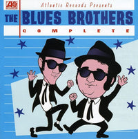 BLUES BROTHERS - BLUES BROTHERS COMPLETE, THE (CD) - CD New