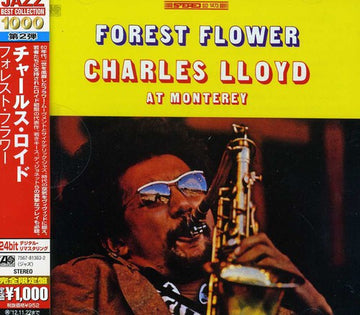 CHARLES LLOYD - FOREST FLOWER: LIVE IN MONTEREY - CD New
