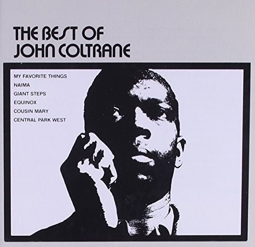 COLTRANE, JOHN - BEST OF JOHN COLTRANE, THE (CD)