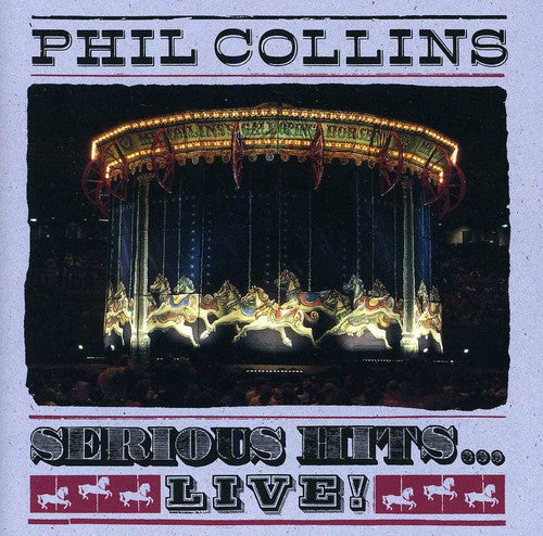 COLLINS, PHIL - SERIOUS HITS LIVE (CD) - CD New