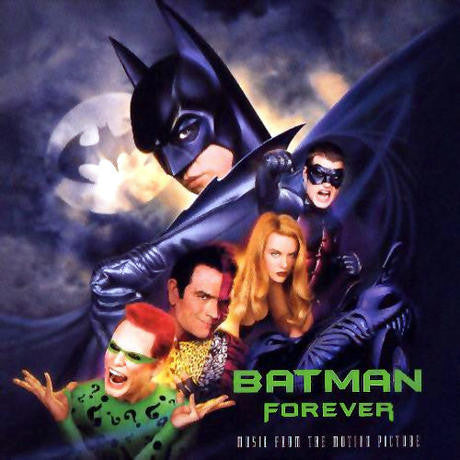 SOUNDTRACK - BATMAN FOREVER (CD)