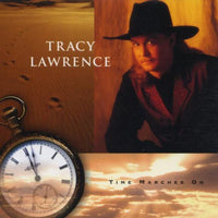 LAWRENCE, TRACY - TIME MARCHES ON (CD) - CD New