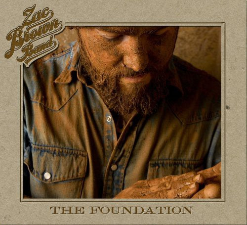 ZAC BROWN BAND - FOUNDATION (CD)