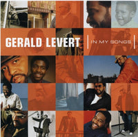 LEVERT, GERALD - IN MY SONGS (CD) - CD New