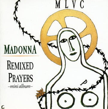 MADONNA - REMIXED PRAYERS EP - CD New Single