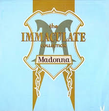 MADONNA - IMMACULATE COLLECTION (CD) - CD New