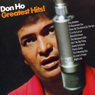 DON HO - GREATEST HITS