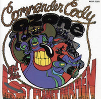 COMMANDER CODY & HIS LOST PLAN - LOST IN THE OZONE