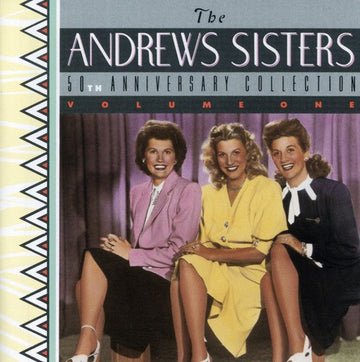 ANDREWS SISTERS - 50TH ANNIVERSARY - CD New