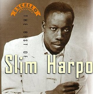 SLIM HARPO - BEST OF
