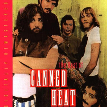 CANNED HEAT - BEST OF...