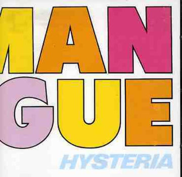 HUMAN LEAGUE - HYSTERIA