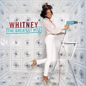 GREATEST HITS - WHITNEY HOUSTON (CD) - CD New