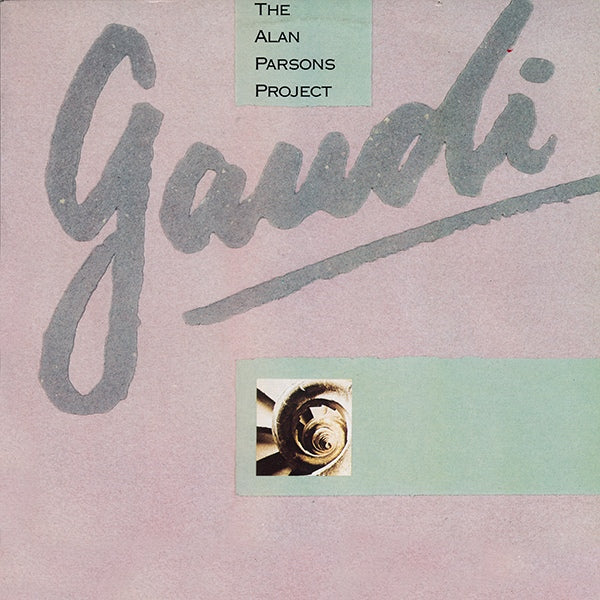ALAN PARSONS PROJECT, THE - GAUDI (CD) - CD New