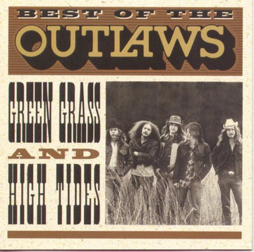 BEST OF: GREEN GRASS & HIGH TIDES (CD) - CD New