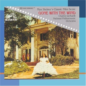 CHARLES & NPO GERHARDT - GONE WITH THE WIND: CLASSIC FILM SCORE
