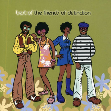 FRIENDS OF DISTINCTION - BEST OF