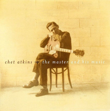 CHET ATKINS - MASTER & HIS MUSIC