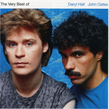HALL & OATES - VERY BEST OF DARYL HALL & JOHN OATES